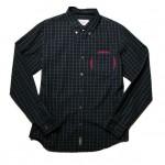 AFFA スパイダーチェックシャツ SIZE:M