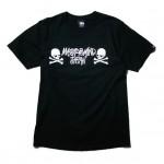 MASTERMIND X STUSSY Tシャツ(未使用) SIZE:M