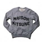 USED ITEM・MAISON KITSUNE クルースウェット SIZE:XS