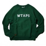 USED ITEM・W)TAPS クルーネックスウェット SIZE:L・SOLD OUT