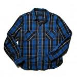 USED ITEM・TENDERLOIN ネルシャツ SIZE:M