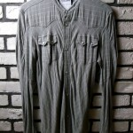 USED ITEM・UNDER COVERISM ウエスタンシャツ SIZE:3
