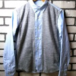 USED ITEM・WHIZ LIMITED BDシャツ SIZE:M