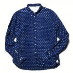 USED ITEM・UNIVERSAL WORKS ボタンダウンシャツ SIZE:L