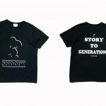USED ITEM・WHIZ LIMITED X SNOOPY Tシャツ SIZE:42