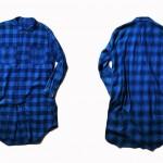USED ITEM・HIRO   ロングチェックシャツ size:S【太田店】