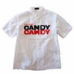 USED ITEM・UNDER COVERISM  PSYCHO CANDY 半袖シャツ size:2【太田店】