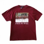 USED ITEM・UNDER COVER  FREE BURMA Tシャツ size:M【太田店】