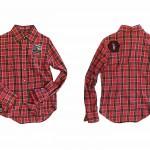 USED ITEM・TMT  ワッペンチェックシャツ size:S【太田店】