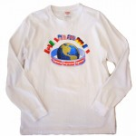 USED ITEM・supreme '15AW worldwide L/S Tee  size:L【太田店】SOLD OUT
