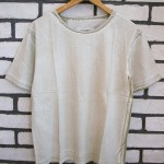 USED ITEM・martin margiela⑥ ペイントプリントTシャツ size:xL(未使用)【太田店】SOLD OUT