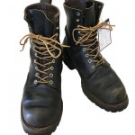USED ITEM・RED WING  '82VINTAGE LOGGER BOOTS  size:26.5cm【太田店】
