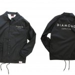 USED ITEM・DIAMOND SUPPLY Co. コーチジャケット size:L【太田店】SOLD OUT