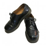 USED ITEM・COMME des GARCONS  x  Dr.Martens  コラボ3ホールブーツ size:28cm【太田店】