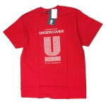 USED ITEM・UNDER COVER 25周年LABYRINTH OF UNDERCOVER Tシャツ size:L(未使用)【太田店】SOLD OUT
