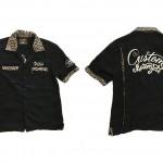 USED ITEM・Vanson Cottons レオパードボーリングシャツ size:L【太田店】