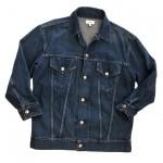 USED ITEM・HYKE(green)  denim jacket BIG FIT  size:1【太田店】