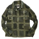 USED ITEM・iroquois  AFGAN CHECK JQ JACKET  size:1【太田店】