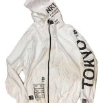 USED ITEM・UEG  TYVEK TOKYO ZIP UP  size:L【太田店】