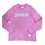 USED ITEM・Supreme Metallic L/S Top  size:S【太田店】SOLD OUT