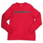 USED ITEM・Supreme  3M Reflective L/S Tee  size:S【太田店】