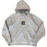 USED ITEM・THE NORTH FACE  SQUARE LOGO BIG HOODIE  size:L【那須塩原店】SOLD OUT