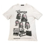 USED ITEM・UNDER COVER  we make silence Tシャツ  size:M【太田店】