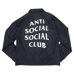 USED ITEM・ANTI SOCIAL SOCIAL CLUB  コーチジャケット size:S【太田店】