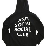 USED ITEM・ANTI SOCIAL SOCIAL CLUB ジップパーカー size:M【太田店】