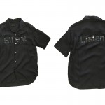 USED ITEM・UNDER COVERISM Silent. Listen.半袖シャツ size:3【太田店】