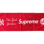 USED ITEM・Supreme  x  New York Yankees  タオル【太田店】SOLD OUT