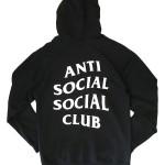 USED ITEM・ANTI SOCIAL SOCIAL CLUB  ジップアップパーカー size:M【太田店】