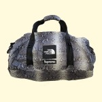 USED ITEM・Supreme  x  THE NORTH FACE Face Snakeskin Flyweight Duffle Bag【太田店】