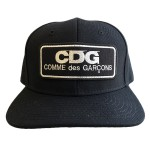 USED ITEM・CDG(COMME des GARCONS) ベースボールキャップ【太田店】SOLD OUT