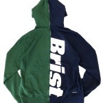 USED ITEM・F.C.Real Bristol  '19ss  SEPARATE ZIP UP HOODIE  size:M(未使用)【太田店】