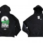 USED ITEM・Supreme  x  UNDER COVER  x  Public Enemy   Terrordome Hooded Sweatshirt  size:L【太田店】SOLD OUT