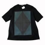 USED ITEM・LAD MUSICIAN  Geometric Pattern TEE  size:42【太田店】