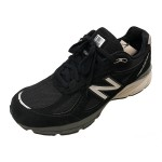 USED ITEM・NEW BALANCE M990BK4 MADE IN USA  size:27.5cm【太田店】SOLD OUT