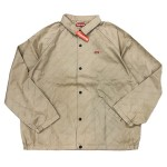 USED ITEM・Supreme  '19AW Snap Front Jacquard Logos Twill Jacket  size:XL(未使用)【太田店】