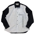 USED ITEM・COMME des GARCONS SHIRT  ドッキングシャツ size:S【太田店】