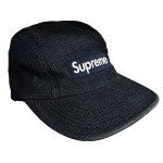 USED ITEM・Supreme  Denim Croc Strap Camp Cap【太田店】