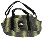 USED ITEM・Supreme x THE NORTH FACE Snakeskin Flyweight Duffle Bag【太田店】