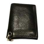 USED ITEM・LONE ONES  MATING FLIGHT WALLET WITH ZIPPER BLACK【太田店】