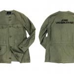 USED ITEM・John UNDER COVER  ノーカラーミリタリージャケット size:2【太田店】