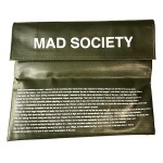 USED ITEM・UNDER COVER  MAD SOCIETY ポーチ【太田店】